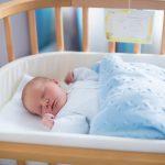 Дети должны спать в своих кроватках