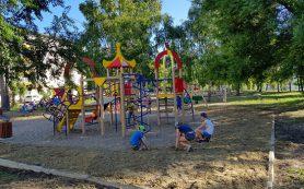 В военных гарнизонах в Смоленской области установят детские площадки