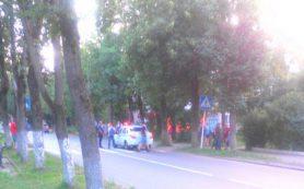 «Ребенок стонал, мама плакала». В райцентре Смоленской области байкер сбил 5-летнего мальчика