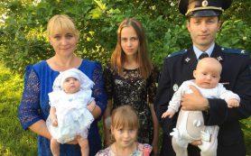 Смоленская многодетная семья раскрыла секрет счастливой жизни
