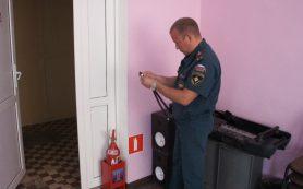 В Смоленской области огласили результаты проверок пожарной безопасности в школах