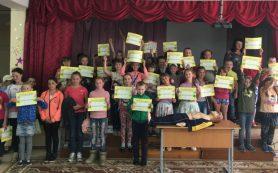 Около 400 детей повторили правила электробезопасности в загородных лагерях отдыха Смоленской области