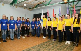 В Смоленской области стартовали Межнациональные патриотические сборы молодежи «Кривичи»