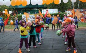 В Десногорске появился первый детский сад со спортивной специализацией