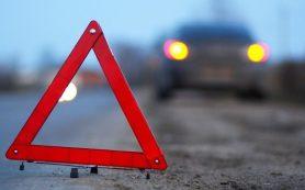 В ДТП в Смоленской области пострадали две девочки