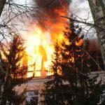 «Кабинет сгорел». В Смоленской области произошел пожар в школе