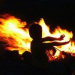 В Смоленской области детская шалость стала причиной 10 пожаров