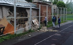 В Смоленске вынесли приговор замдиректору лицея, в котором на ребенка обрушилась стена