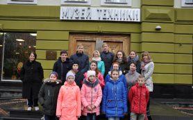 Юным смоленским умникам подарили экскурсию в столицу