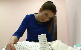 В перинатальном центре Смоленска родился первый ребенок