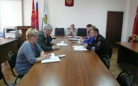 В Смоленской области выявили ряд недостатков дорожной инфраструктуры вблизи школ