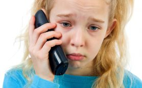 В Смоленской области работает детский «телефон доверия»