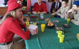 Смоленские юнармейцы укрепляют дружеские отношения с белорусскими школьниками