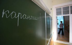 В Смоленске в 15 школах объявлен карантин