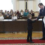 В Смоленске наградили юных экологов