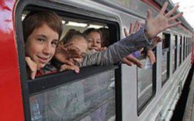 Этим летом смоленские школьники смогут ездить на поездах за полцены