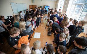 В Смоленске юные учёные представили роботов будущего