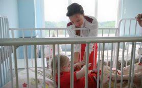 Дети из смоленского дома-интерната отправились на лечение в Москву