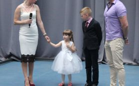 В Смоленске наградили лучшие семьи региона