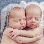 В Смоленске в апреле родились 4 двойни