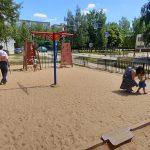 Алексей Островский отправил смоленских чиновников искать гвозди на детских площадках