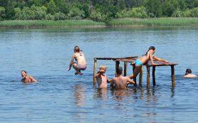 «Дети бегают вдоль обрывов, спускаются к воде». Смолян просят не оставлять своих чад без присмотра
