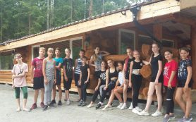 Подведены итоги лагерной смены «Танцующий Смоленск»