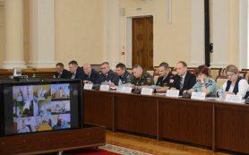 В администрации Смоленской области обсудили безопасность летнего отдыха детей