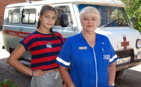 Смоленская школьница спасла тонувшего 60-летнего мужчину