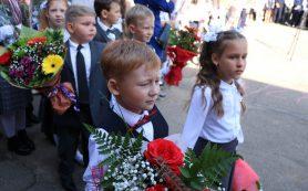Сергей Неверов поздравил смолян с началом учебного года