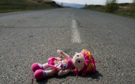 В смоленском райцентре подросток на мопеде сбил 7-летнюю девочку