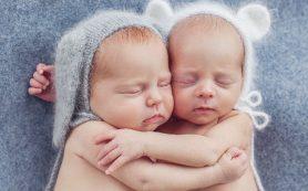 В августе в Смоленске родились 3 двойни