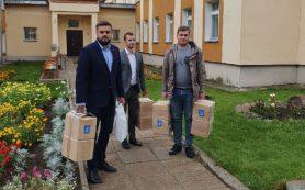 Артем Туров посетил школы-интернаты Смоленской области