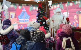 Самое ожидаемое событие года! Дед Мороз приглашает юных смолян в свою резиденцию