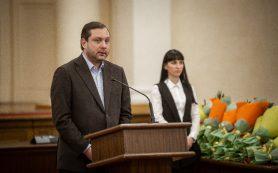 Губернатор Алексей Островский наградил многодетных смолянок