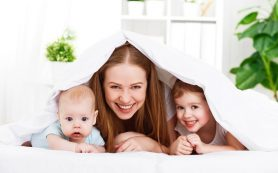 В Смоленской области вводится новая мера социальной поддержки семей с детьми