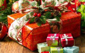 Новогодние подарки для школьников
