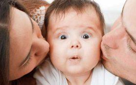 Как спят дети первого года жизни?