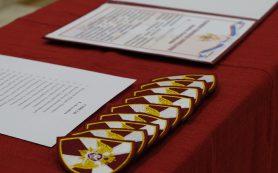 В Смоленске открыли кадетский класс Росгвардии
