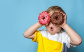Цветная опасность: пищевые красители в рационе детей