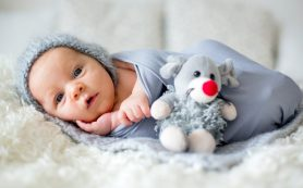 Первые дни: почему новорожденный ребенок теряет вес