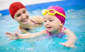 Фитнес-мама с малышом: занимаемся спортом вместе