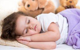 Ошибки взрослых, нарушающие сон ребенка