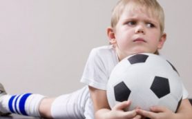 Ребенок хочет бросить занятия спортом